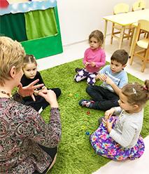 Кинезеологические упражнения для детей в Свиблово, СВАО