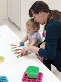 развивающие занятия для ребенка 2-3 лет