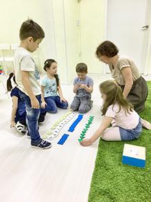 развивающие занятия для детей, занятия для детей 4 года