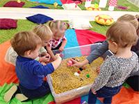 мини детский сад - группа кратковременного пребывания для детей в Свиблово
