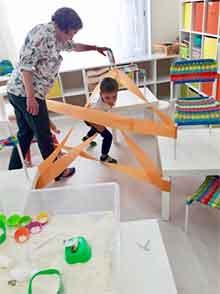 развивающие занятия с дошкольниками