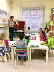 подготовка к школе свиблово